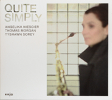 Cover der CD 'Quite Simply'